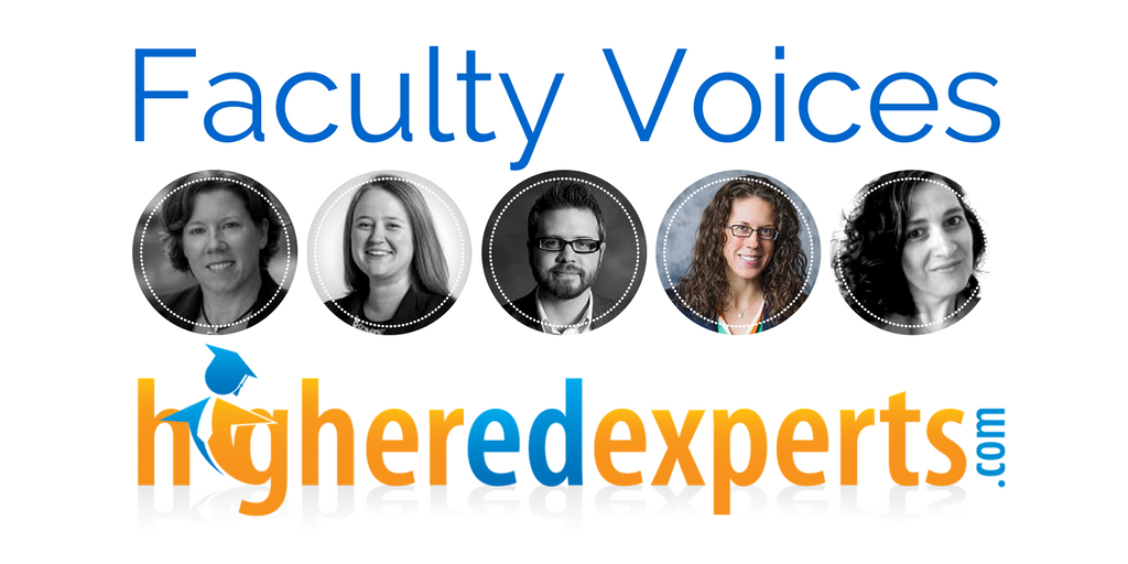 Higher Ed Experts Faculty Voices: Sofia Tokar